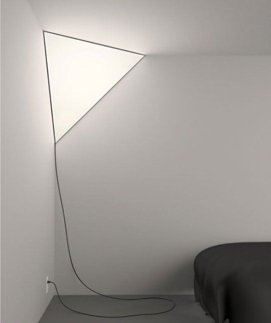 Corner Luminate DIY Light Ideas