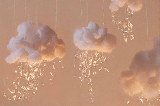 Dreamy Cloud DIY String Light