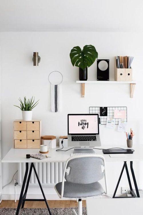 Easy Setup Modern Desk Ideas