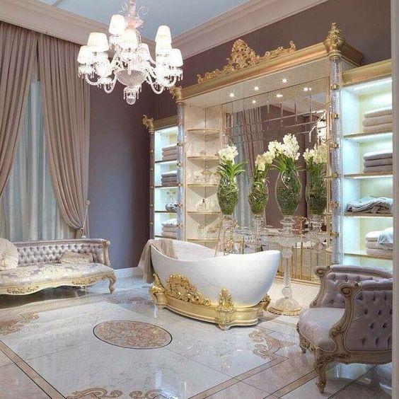 Easy Luxury Bathroom