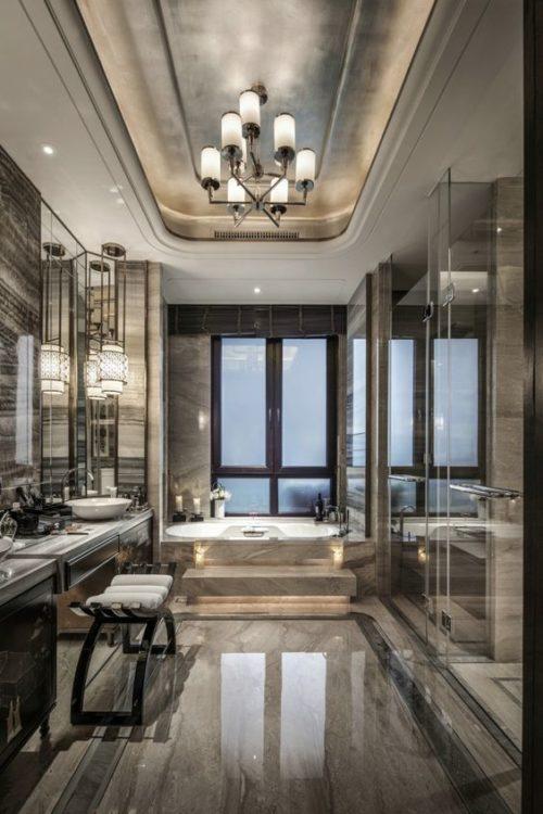 Elegant Luxury Bathroom