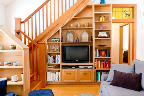 Entertainment Center with Awesome Wood Furniture