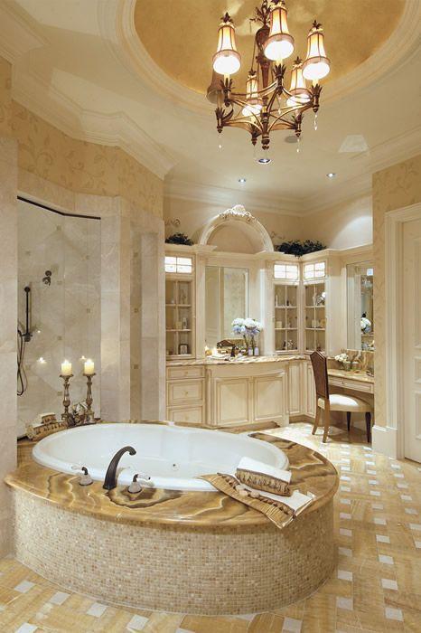 European Luxury Bathroom