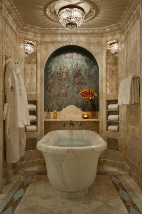 Fur Season Luxury Bathroom