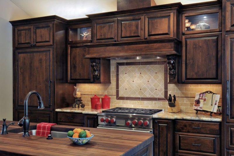 Mediterranean Kitchen Cabinets