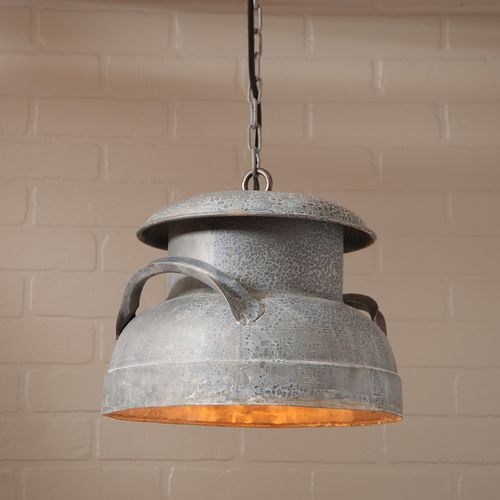 Milk Can DIY Light Ideas