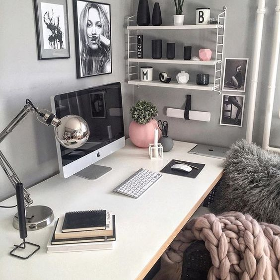 Minimalist DIY Corner Desk Ideas