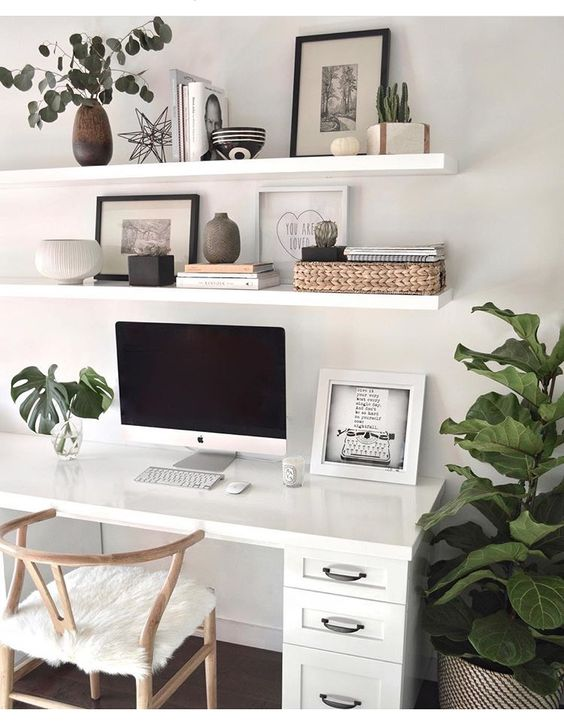 Minimalist Modern Desk Ideas