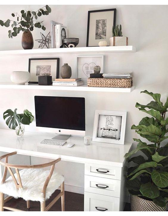 Minimalist Modern Desk Ideas