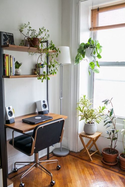 Nature Inspired Modern Desk Ideas