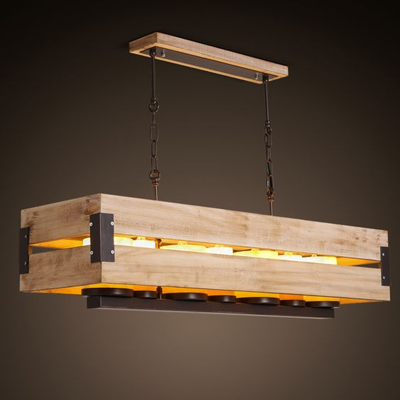Pallet DIY Light Ideas