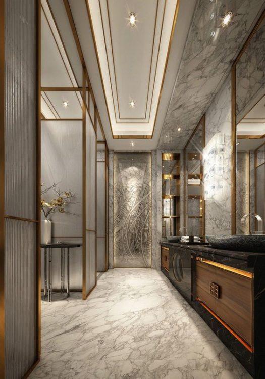 Queen Luxury Bathroom