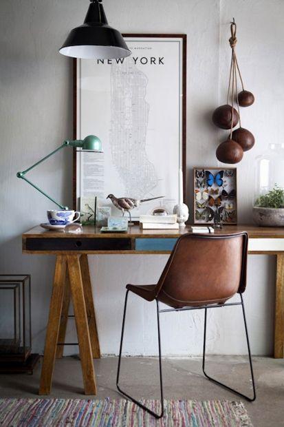 Retro Modern Desk Ideas