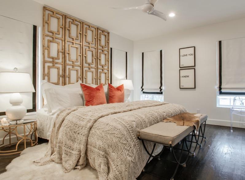 Room Divider Headboard