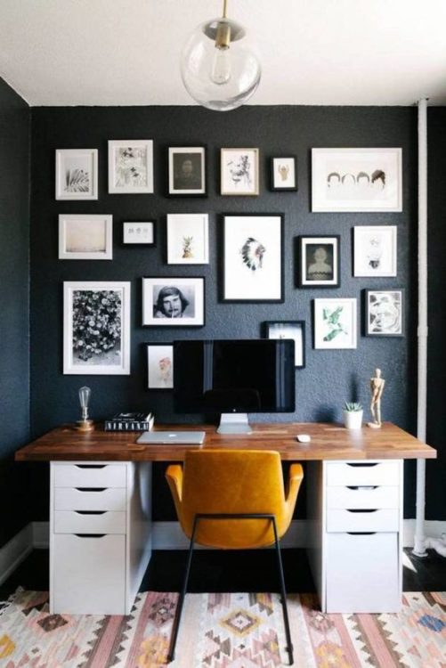 Scandinavian Modern Desk Ideas