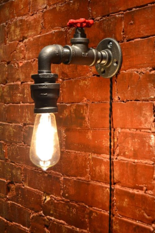 Sconce DIY Light Ideas
