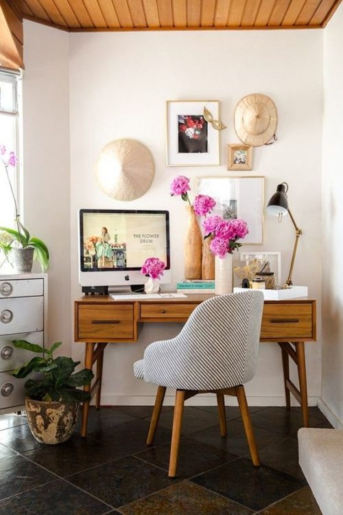 Shabby Chic Modern Desk Ideas