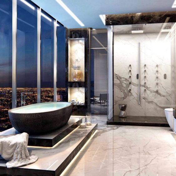 Simple Design Luxury Bathroom