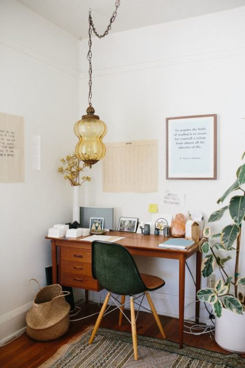 Simple Modern Desk Ideas