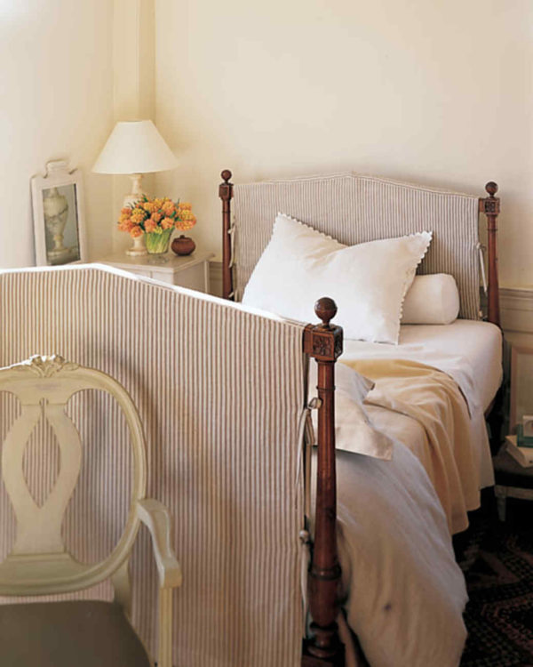 Slipcovered Headboard