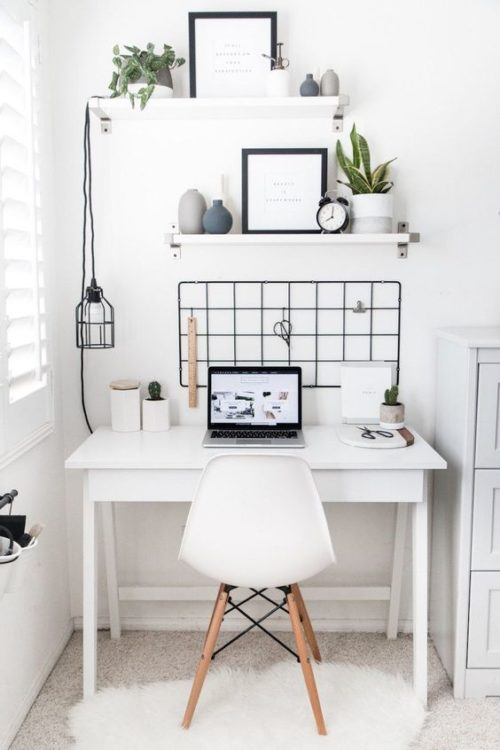 Small Modern Desk Ideas