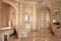Soft Pink Luxury Bathroom