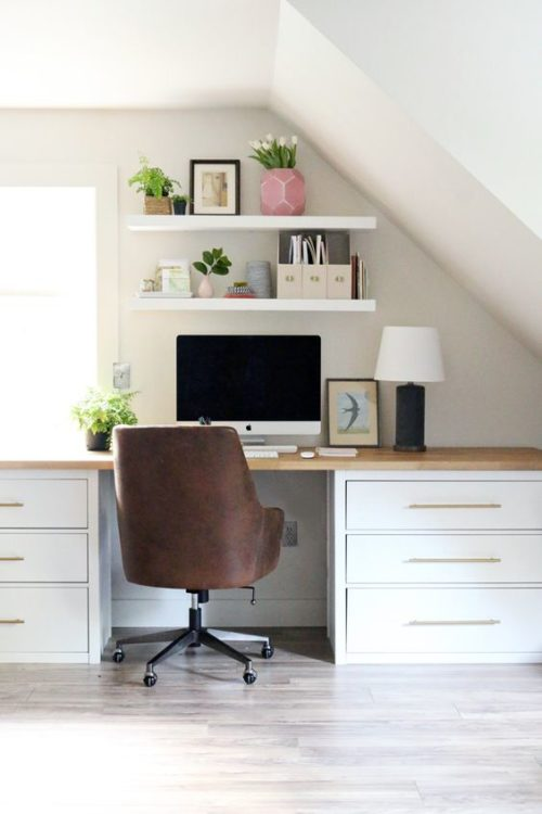 Spring Theme Modern Desk Ideas