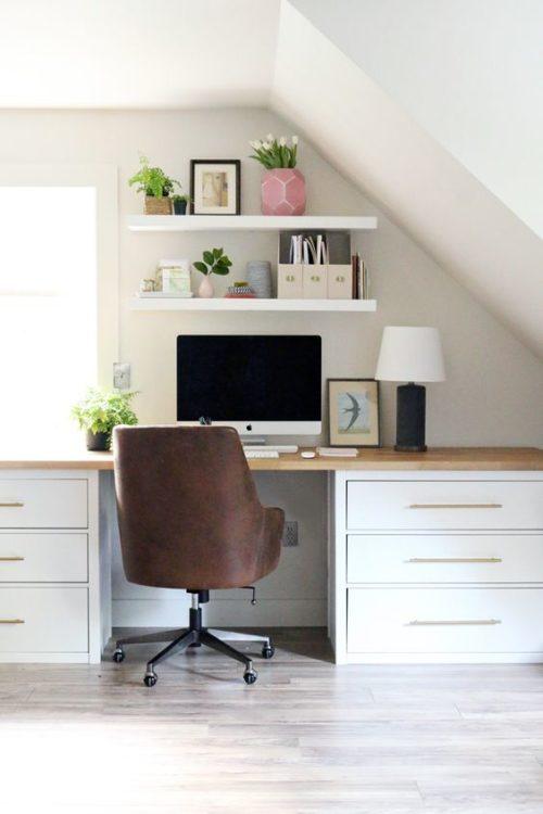 Spring Theme Modern Desk Ideas