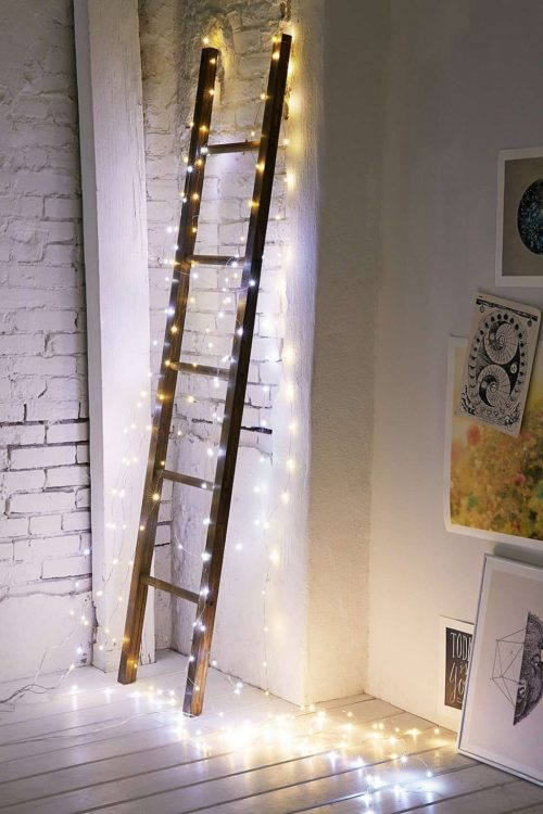 Stair DIY String Light
