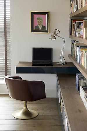 Ultra Modern DIY Corner Desk Ideas