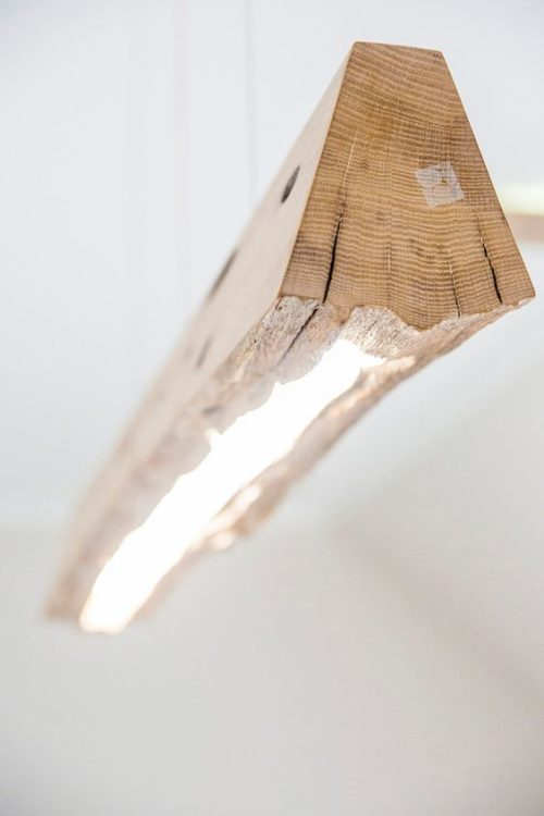 Wood Chandelier DIY Light Ideas