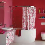 20+ Shabby Chic Pink Bathroom Designs Ideas and Inspirations for Your Bathroom Decor