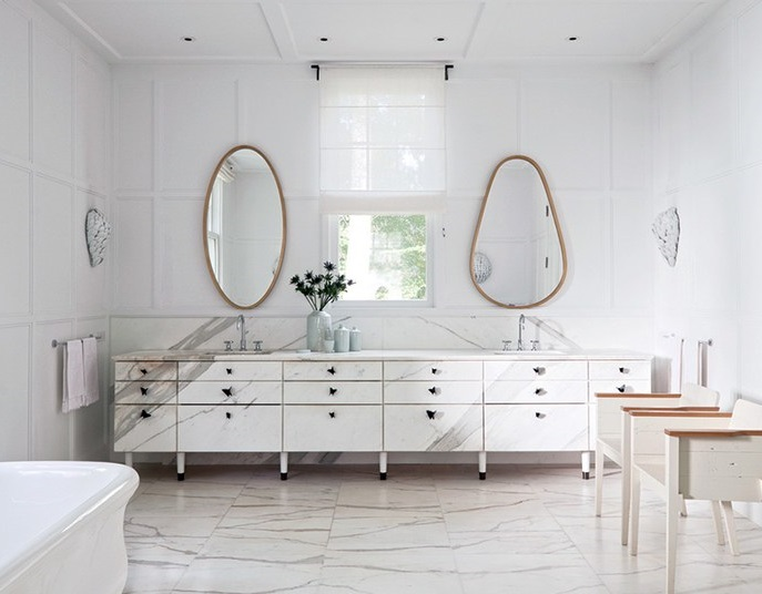 mix and match mirrors