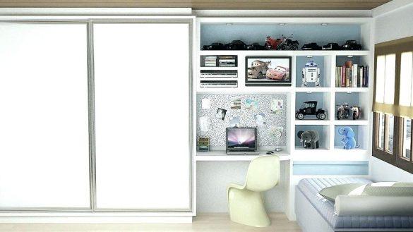 modern furniture bedroom office combo