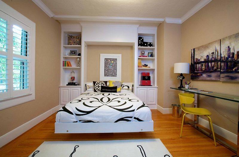 Murphy Beds Bedroom Office Combo