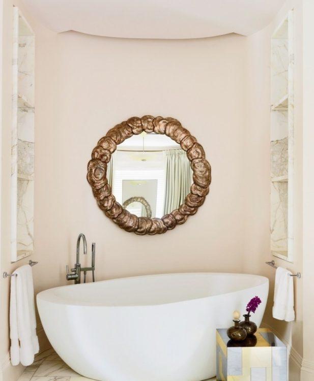 sculptural mirrors
