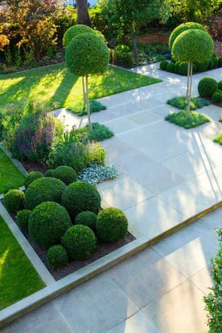 Modern Minimalist Garden Landscaping
