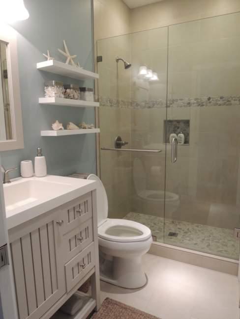 Chic Style Savvy Bathroom Storage Ideas