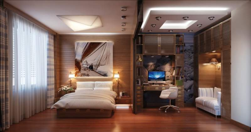 bedroom office combination. Cottage Bedroom Office Combo Combination S