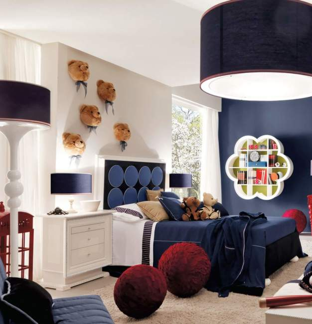 Cottage Boys Bedroom Ideas