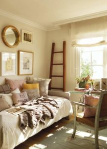 cozy bedroom office combos