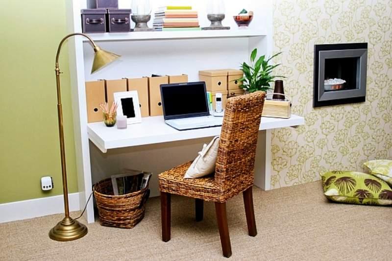 cozy diy home office design ideas
