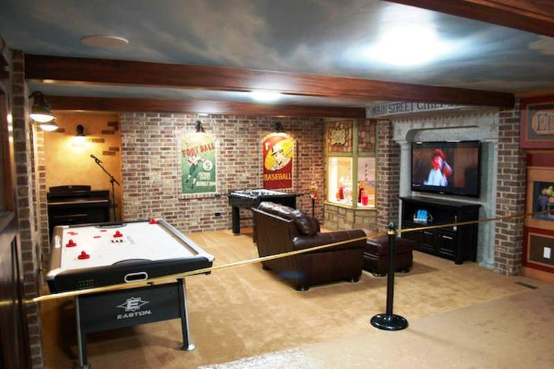 25+ Astonishing Unfinished Basement Ideas that You Should To