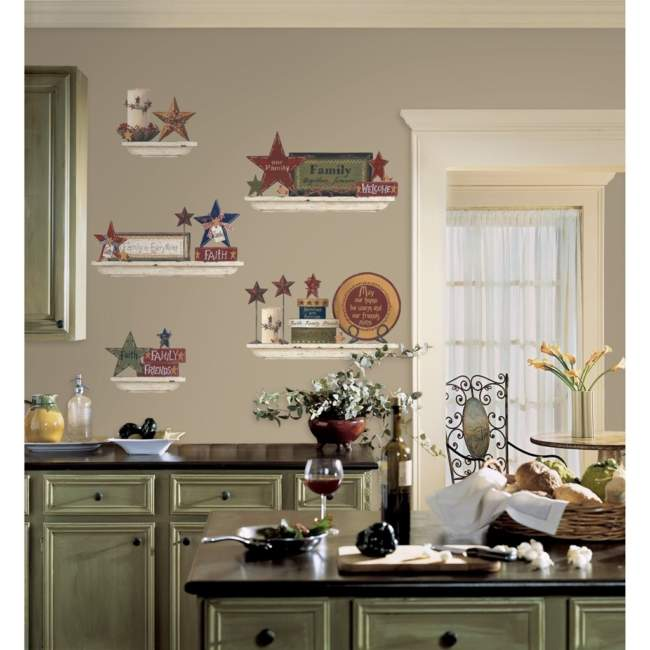 Craftsman Kitchen Wall Decor