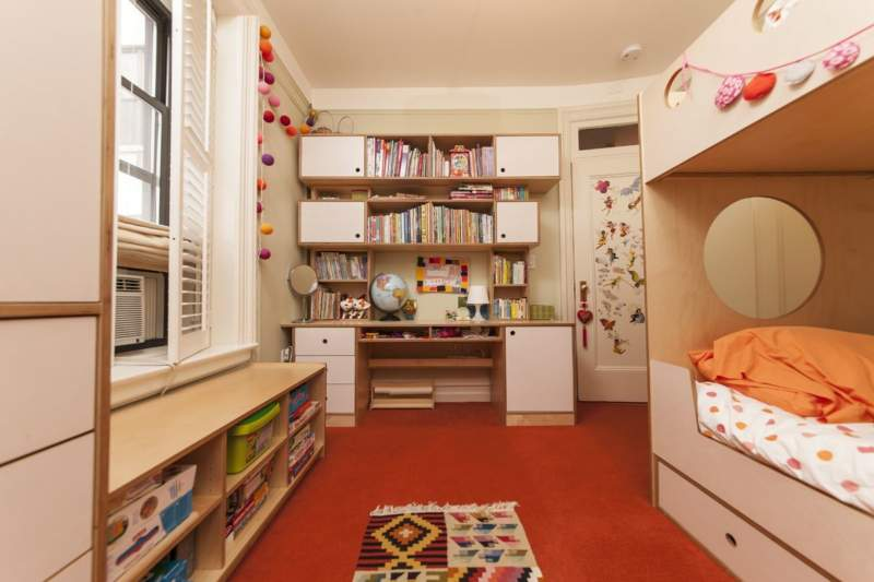 Dreamy Kids Room Storage Ideas