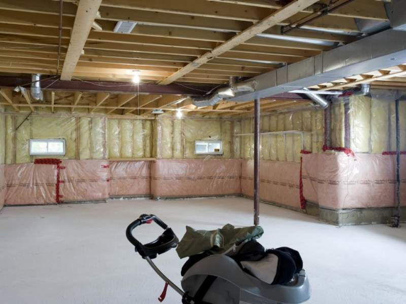Dreamy Unfinished Basement Ideas