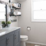 25+ Half Bathroom For Your Perfect Guest Bathroom Design Ideas