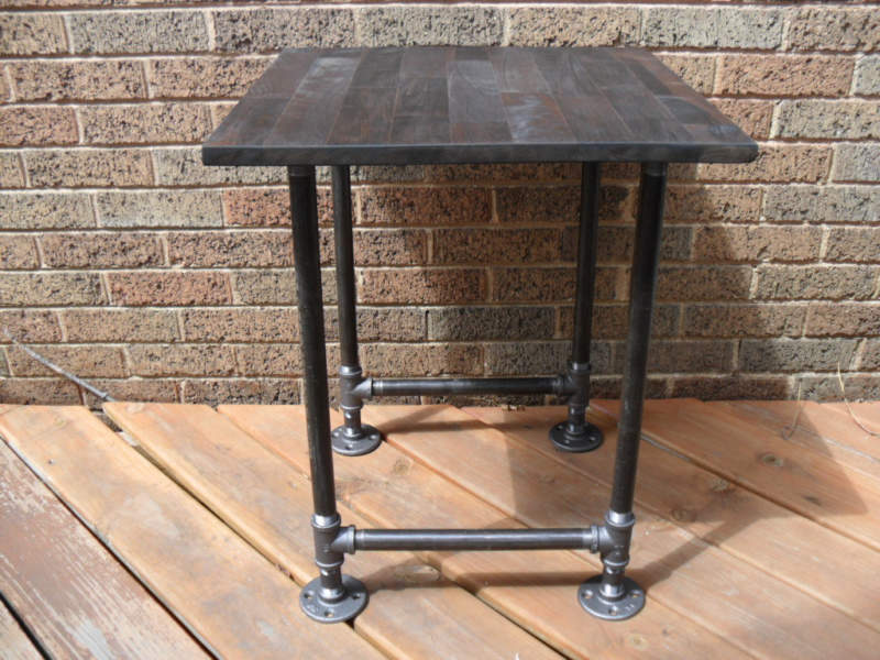 Industrial Pipe Table Ideas