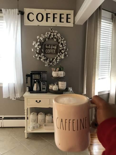 Coffee Bar Station Hobby Lobby
