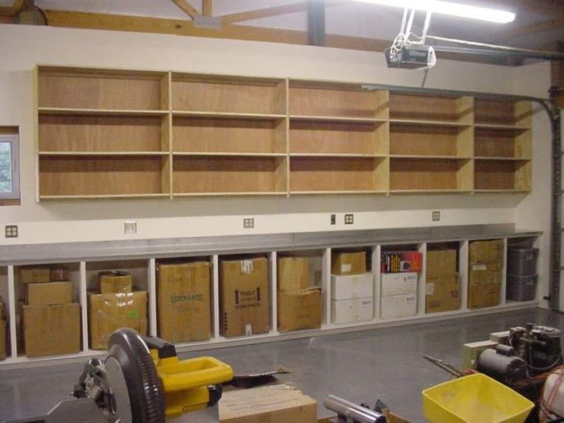 Minimalist Garage Storage Ideas